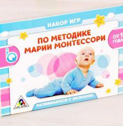 """Setul tehnicii Mariei Montessori """"Dezvoltarea"""