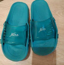 Papuci pentru piscina 37r