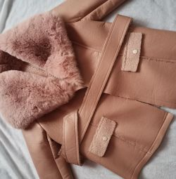 New sheepskin coats