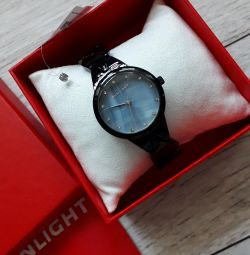 New watches with a tag