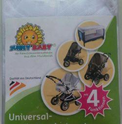 Masking net for baby stroller NEW