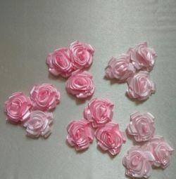 Decor trandafiri