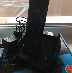 Телефон стационарный . Новый