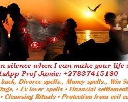 ВЕСЕЛЬНА ЛЮБОВІ ПРОПОЗИЦІЇ DR.JAMIE +27837415180 Witc