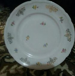 GDR plate