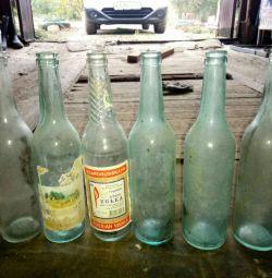 Soviet bottles
