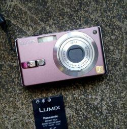 Panasonic Lumix DMC-FX7 Fotoğraf Makinesi