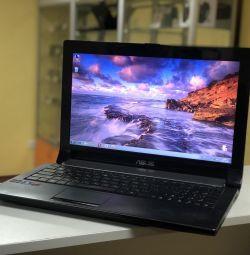 Powerful Laptop Asus 4ya / 4gb / 300gb / win7
