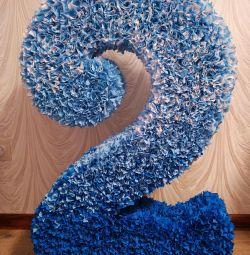 Numere și litere volumetrice