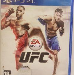 Οδηγήστε PS4 UFC EA Sports