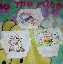 Κάλτσες για το μωρό