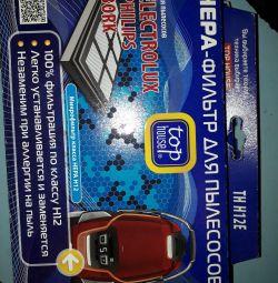 Elektrikli süpürgeler için Nera filtresi