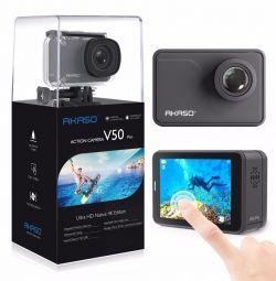 Action Camera Akaso V50 pro 4K 20MP Wi-Fi