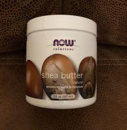 Натуральное масло Ши косметическое средство