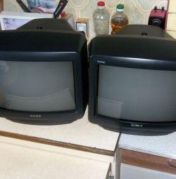 Sony Trinitron маленький 14 '' телевізор