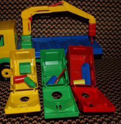 Oyuncak makinesi