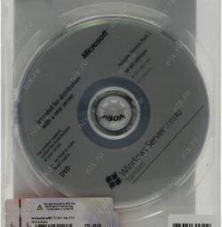 Лицензионная Windows Svr Std 2008 R2 w/SP1х64 Rus