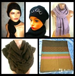 Sets, scarves and stoles new