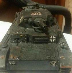 Модель танка Т 4D