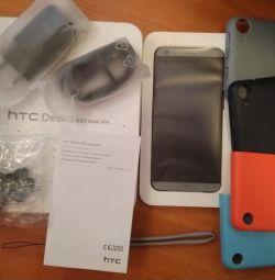 HTC Desire 630 темно-серый 16 гб