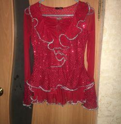 Rochie de vacanță nouă (cu etichetă)