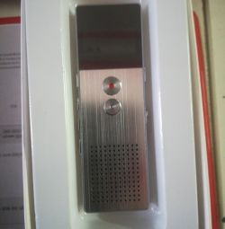 New voice recorder 8GB