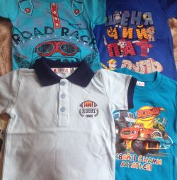 T-shirts 1-3 years new!