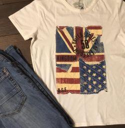 Комплект футболка Mango і джинси United 11/12 (152