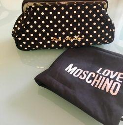 Clutch Moschino 🔥