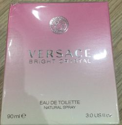 Versace Bright Crystal туалетна вода 90 мл