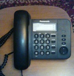 Panasonic sabit telefon