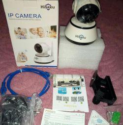 Нова IP-камера HD WI FI відеоспостереження