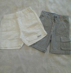 Shorts for girl