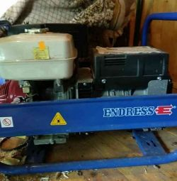 Gasoline Generator Endress ESE 60 DBS