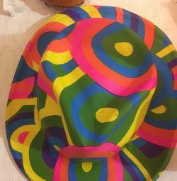 Șapcă de carnaval din plastic