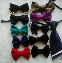 Butterfly - cravată de catifea pentru copii