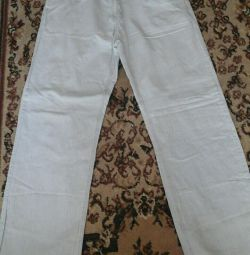 summer men's trousers