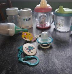 Для годування малюка