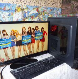 Παιχνίδι υπολογιστή (i5 \ 4-Cores \ Geforce σε 2Gb) Παρακολούθηση 22