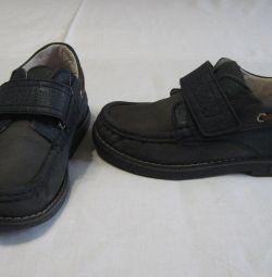 Χαμηλά παπούτσια Μίνι μπλε ορθοπεδικό p 30
