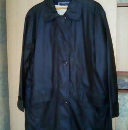 Новая куртка-плащ 52-54р