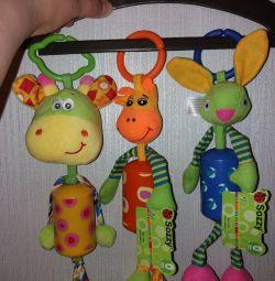 Нові! підвісні іграшки
