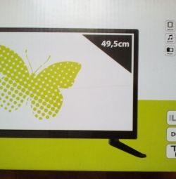 Televizor nou OLED 19.5