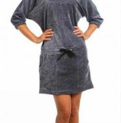 Νέο βελούδο φόρεμα.