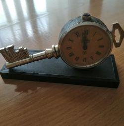 Clock alarm Slava