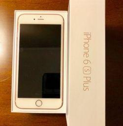 Ροζ iPhone 6s Plus 32 GB