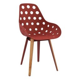HM8051.07 CHARLIE ARMCHAIR WITH