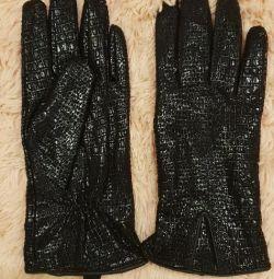 Γάντια.