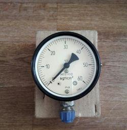 MP3-UU2 manometer
