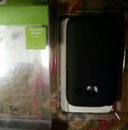 Бампер на Samsung Galaxy Duos